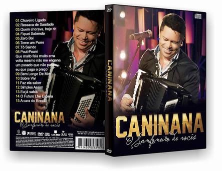 DVD - Caninana O Sanfoneiro De Vocês - ISO