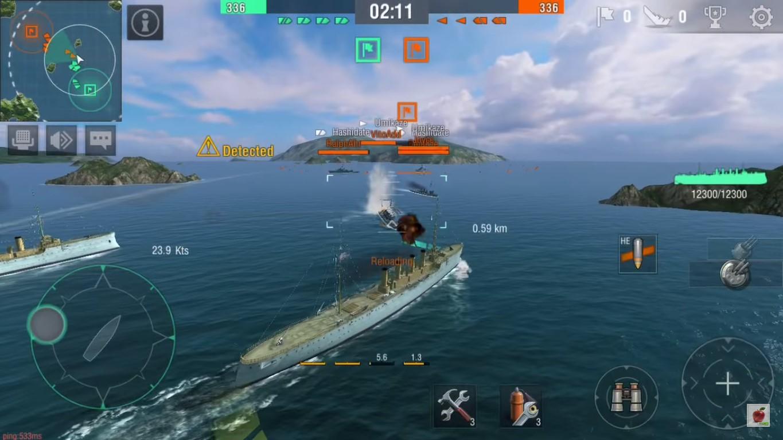 World of warships apk