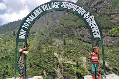 Malana village Himachal