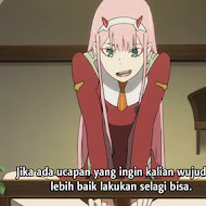 Darling in the FranXX Episode 08 Subtitle Indonesia