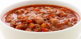 20 minute hamburger skillet stew