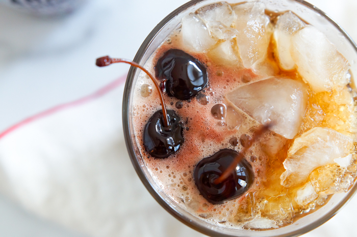 Trader Joe's Amarena Cherry Coke