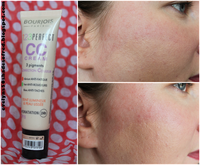 Bourjois 123 Perfect CC Cream, #31 Ivory/Ivoire