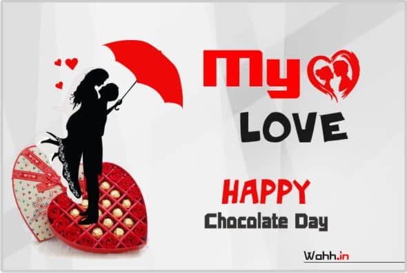 Chocolate Day Status  For Wife
