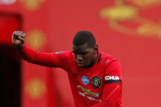 I studied Fernandes game to accelerate our Man Utd partnership - Paul Pogba