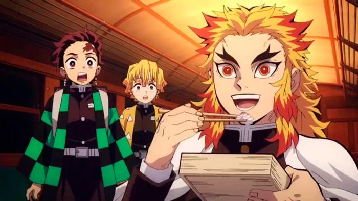 Guardianes de la noche: Tren infinito (Kimetsu no Yaiba: Mugen Train) anime film