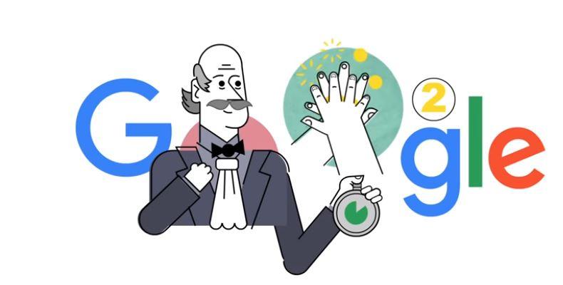 """محرك """"جوجل"""" يحتفى بالطبيب المجري """" أجناتس سيملفيس"""".. الشهير بمنقذ الأمهات وأول من اكتشف تعقيم اليدين"""