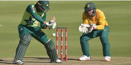 Pakistan wins T20 series against South Africa