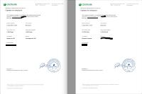 скрины получения денег в МММ-2021 пруфы