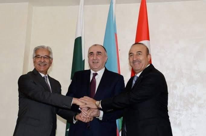Solid, Turki, Pakistan dan Azerbaijan Sepakat Hadapi Diskriminasi Muslim