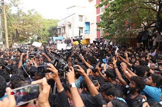 Tamil Actor Simbu (Silambarasan) Press Meet on Jallikattu Issue  0005.JPG