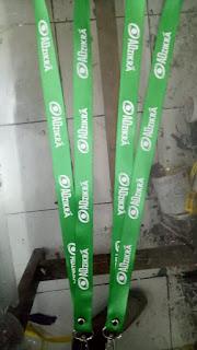 Jual tali lanyard berkualitas dan terlengkap di Jakarta