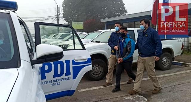 Detenido por homicidio en Osorno