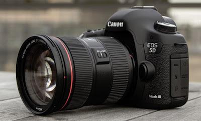 gambar canon eos 5d mark III