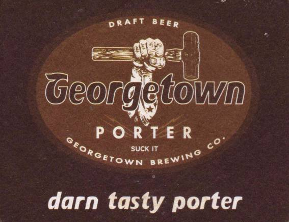 9c08905262241 Beer and Beyond  Georgetown Porter from Georgetown Brewing Co.