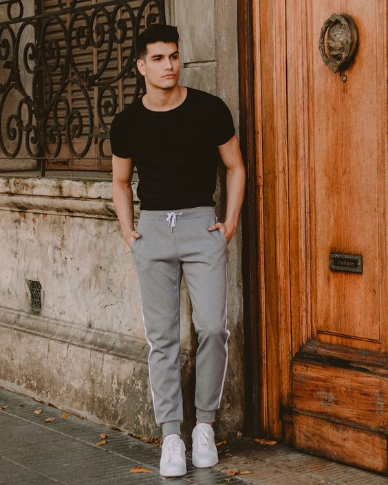 Men's Fashion Trends For 2021 - Jogger Pants