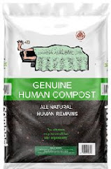 MULCH FROM HUMAN BODIES