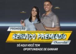 Cadastrar Promoção Chevrolet Serviço Premiado 2017 2018 Concorra Onix Cruze