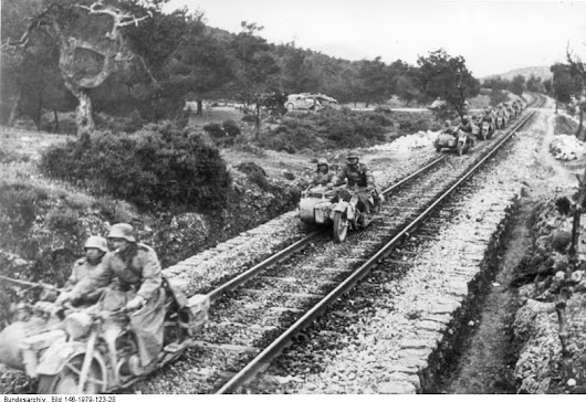 World War Two Daily: April 16, 1941: Battle of Platamon