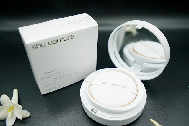 Shu Uemura Petal Skin Cushion Foundation (Review)