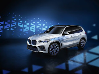 BMW i Hydrogen NEXT la Salonul Auto de la Frankfurt 2019