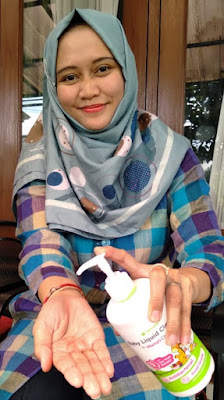Mama's Choice Baby Liquid Cleanser, Sabun Cuci Botol Bayi