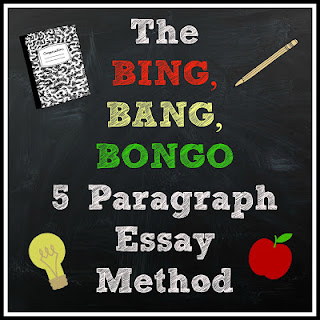 five paragraph essay bingo Parts of a persuasive essay bingo cards below is a sample bingo card multiple different bingo cards will be created when you print them out.
