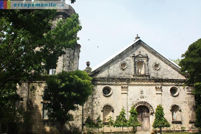 Tourist spots in antique - Anini-y Church