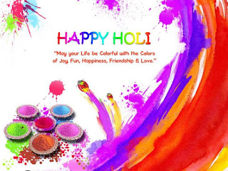 Happy Holi 2016 Romantic Whatsapp BBM Status