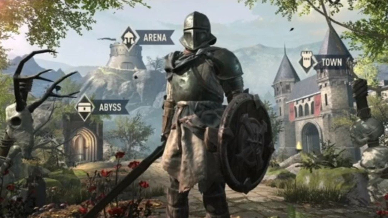 the elder scrolls blades apk