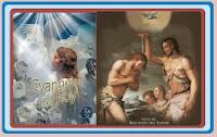 Resultado de imagen para En aquel tiempo, fue Jesús de Galilea al Jordán y se presentó a Juan para que lo bautizara. Pero Juan intentaba disuadirlo,