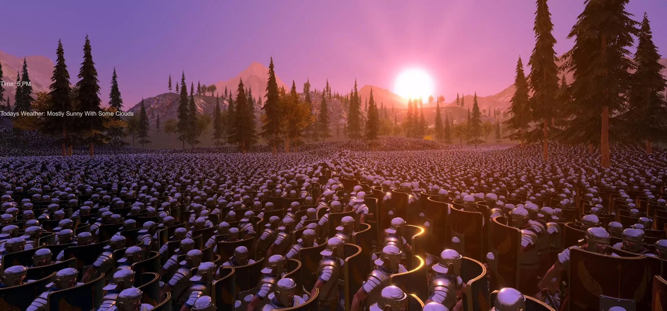 Second Image Ultimate Epic Battle Simulator Gratis di Steam