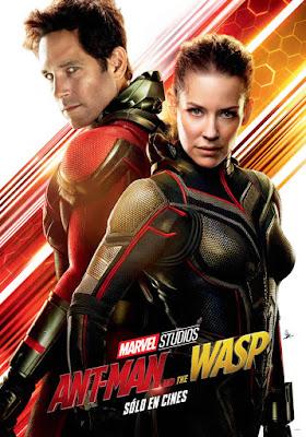 Ant-Man 2: El hombre hormiga y La avispa en Español Latino