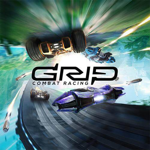GRIP: Combat Racing 'AirBlades' Update Now Available For Steam, PS4, And Xbox One