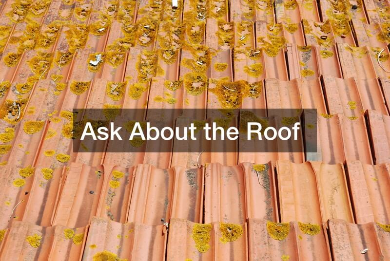 Ask About the Roof