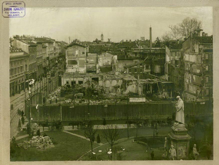 scala piazza san giovanni beltrami commerciale italiana