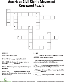 free crossword puzzles to print