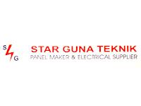 Loker Teknisi Listrik di Semarang - Star Guna Teknik