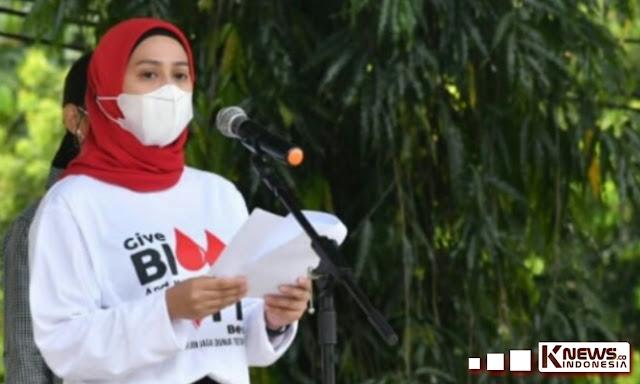 Hari Donor Darah Sedunia, Ini Pesan Andi Nurhilda Seto Sebagai Ketua PMI Sinjai