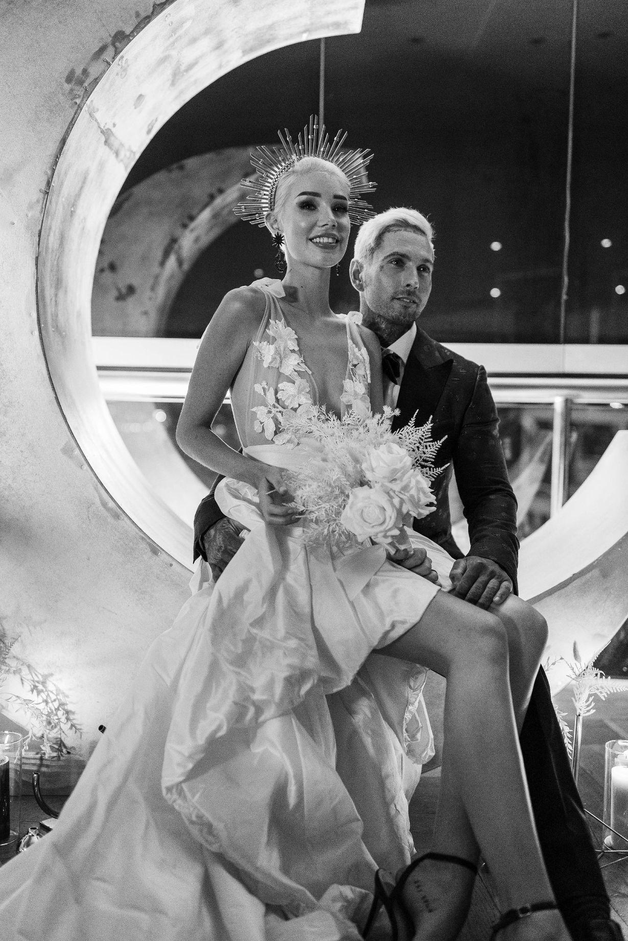 brisbane wedding shoot images by pixel punk pictures