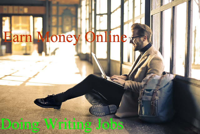 Earn Money Online Doing Writing Jobs | Writing Simple Article For Blog
