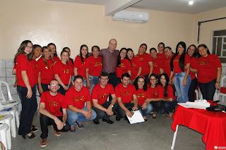 Professores do CSJD participam de mais uma Formação Continuada...