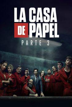 La Casa de Papel 3ª Temporada Torrent – WEB-DL 720p/1080p Dual Áudio