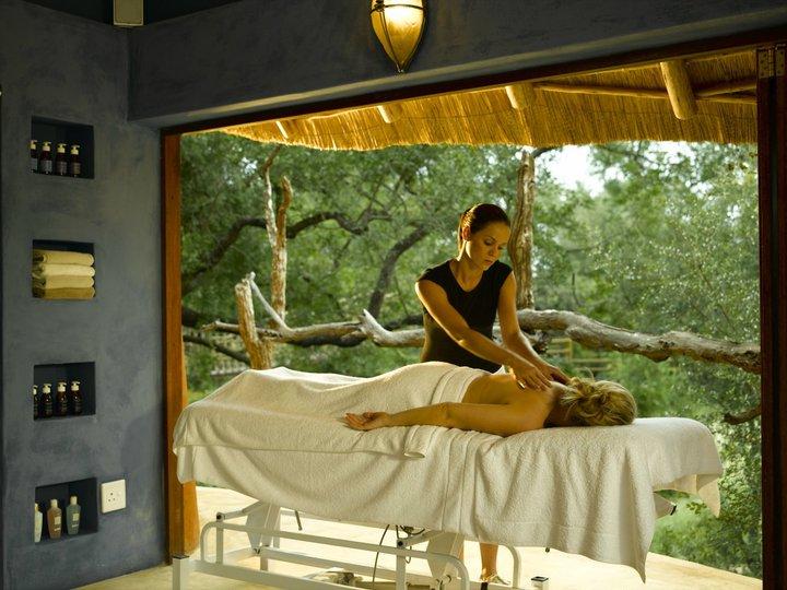 Richard Branson Luxury Ulusaba Lodge I Sydafrika-3819