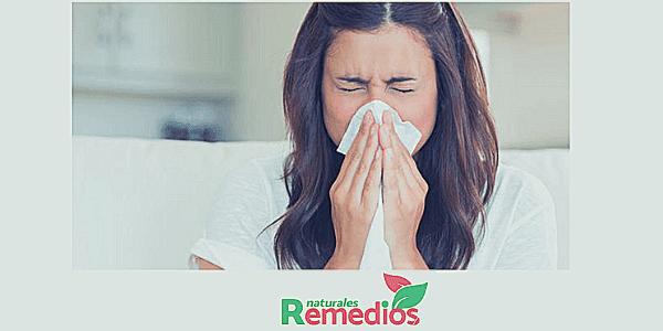 Remedios caseros para la gripe y tos