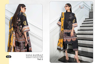 Shree Fab Sana Safinaz Mahay Collection Vol 2