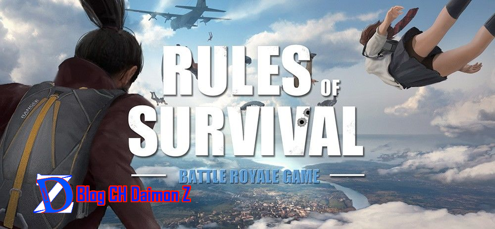 Download ROS (Rules of Survival) Windows - 13/06/2019 - Blog CH Daimon Z