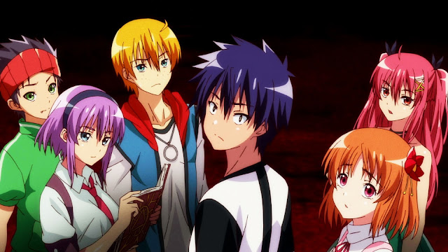 Fukai ni Nemuru Oujo no Abaddon The Animation Acto 1