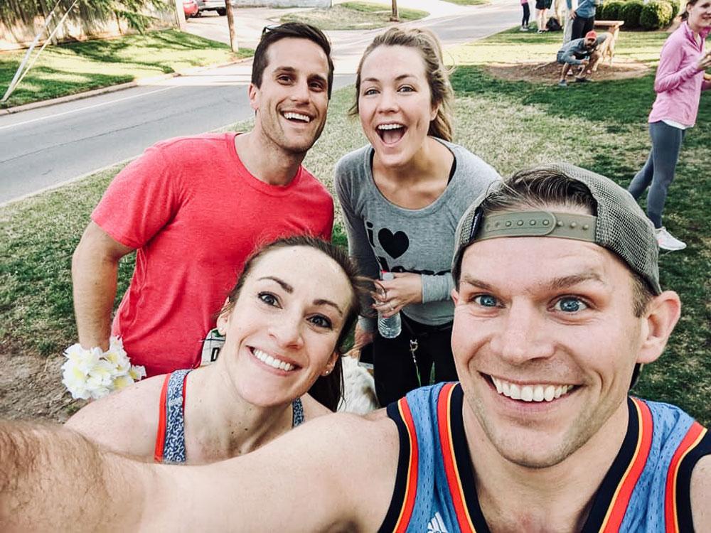 Amanda's OK 2018 Recap | OKC Marathon