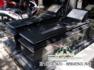 Kuburan Bahan Granit Simpel, Model Kuburan Minimalis, Gambar Model Kuburan bahan Granit